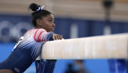 Can college save the gymnastics star?