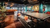 SPIN Opens in the Seaport District. Ping Pong Never Looked so Good.