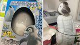 最畸形的企鵝「寵物」誕生 日本網友見玩具蛋成果嚇哭