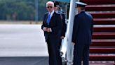 Special batch of ice cream for President Joe Biden left behind at UConn