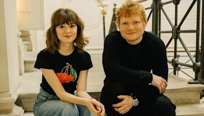 Maisie Peters: Meet the singer who's been snapped up by Ed Sheeran