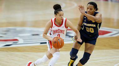 Naz Hillmon shatters Michigan basketball scoring record but U-M suffers first loss of year