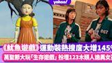 萬聖節2021|《魷魚遊戲》綠色運動服裝成熱搜!萬聖節大玩生存遊戲 裝扮123木頭人詭異女孩、紅衫工作人員