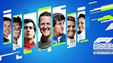 Senna and Schumacher among icon drivers in F1 2021 video game