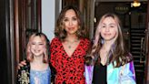 Myleene Klass admits she couldn't speak about her four miscarriages for a whole year