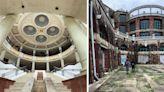 老外看台灣/老外闖萬里最恐怖廢墟 在二樓看見這畫面寒毛直豎