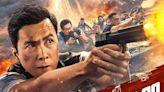 甄子丹最滿意實戰動作片《怒火·重案》,與謝霆鋒五場硬核大戰
