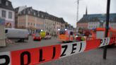 5 killed, including a 9-month-old, after car drives into pedestrian area in Germany