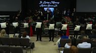 Family of Andrew Brown Jr. honors him at funeral