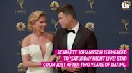 Colin Jost Was 'Worried' About Losing His Identity With Scarlett Johansson
