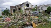 Multiple injuries, homes destroyed after tornado rips through Illinois towns