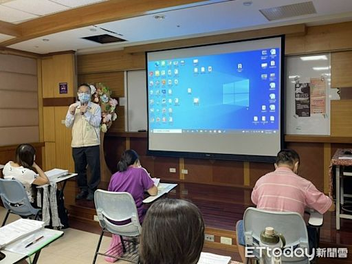 照顧服務員培訓班訓後就業率近9成 台南職前訓練課程招生中