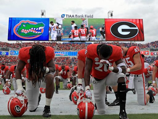Jacksonville Reportedly Considering Change For Florida vs. Georgia