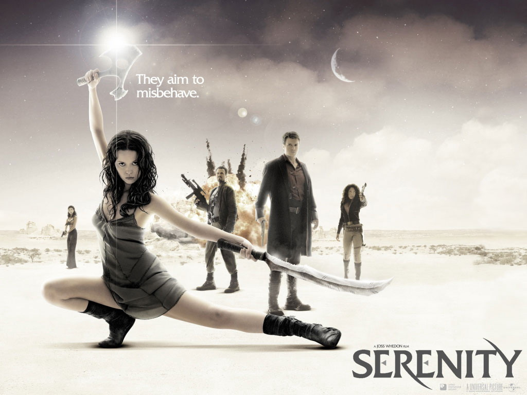 Serenity - Serenity Wallpaper (30538411) - Fanpop