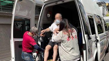 「開車載便便」免驚 台南日照交通車及復康巴士接送老人打疫苗