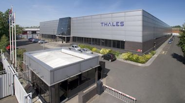 £98.4m contract from Ministry of Defence secures jobs at Belfast plant