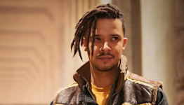 How Game of Thrones prepared Jacob Anderson for playing a fighter pilot on Doctor Who