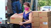 Gagne Wealth Management Group, Rachel's Table team up for food distribution