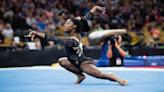 Simone Biles brings her star-studded gymnastics tour to Sacramento's Golden 1 Center