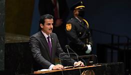 Qatar's ruler urges world leaders not to boycott Taliban