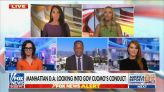 Fox's Kayleigh McEnany falsely claimed that Democrats are not calling for Andrew Cuomo's impeachment