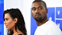 Kim Kardashian 'Concerned' About Kanye West Not Speaking Directly to Her Amid Divorce