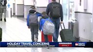 Post holiday travel concerns
