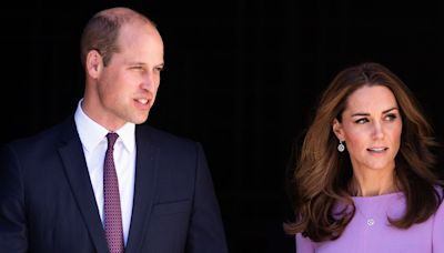 Prince William and Kate Middleton Release Statement About Prince Philip's Death
