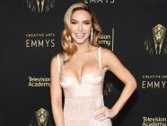 How to Get Chrishell Stause's 'Classic With a Modern Twist' Emmys Glam