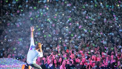 Film Review: 'Coldplay: A Head Full of Dreams'