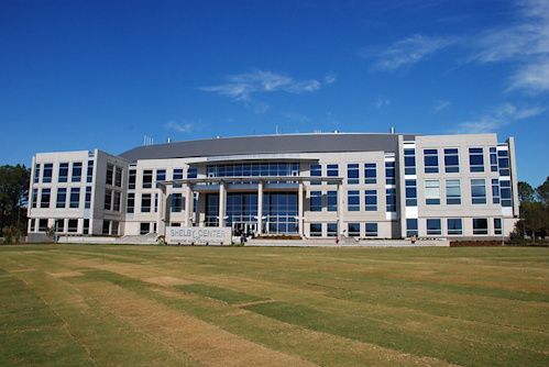 Shelby Center for Science and Technology at UAH in Huntsville, Alabama