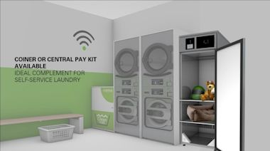 歐洲臭氧櫥櫃讓衣物配件有效抗菌 疫情帶動自助洗衣加盟詢問度攀升