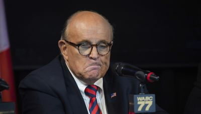 Rudy Giuliani's 9/11 Anniversary Speech Was Every Bit as Batshit as You'd Expect