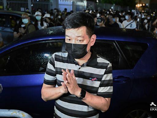 前《蘋果》高層被控違國安法 馮偉光林文宗今撤保釋申請