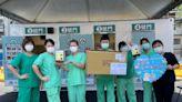 力挺一線抗疫勇士 雲豹能源全台捐防疫物資 | 蘋果新聞網 | 蘋果日報