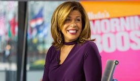 Hoda Kotb's Adorable Daughters Help Her Blow Out Her Birthday Candles: Watch