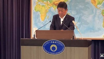 日本追加贈台第5波AZ疫苗50萬劑 外交部再次表達由衷謝意