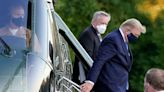 Mark Meadows was 'consumed with fear' that Trump would die from COVID-19, book says
