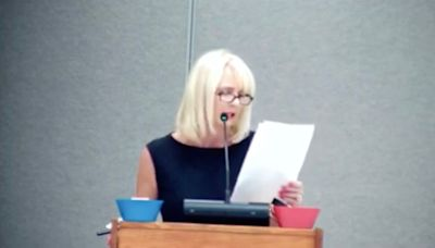 White Woman Uses N-Word While Reciting N.W.A. Lyrics at School Board Meeting