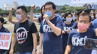 藍提案撤換「助日、台奸」 傳總統要謝長廷別再談核廢水│TVBS新聞網