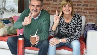 Otra clave de que Agustín Rossi no baja su candidatura: su compañera de lista pidió licencia como vicegobernadora para la campaña