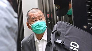 12歲偷渡來港 黎智英畢生追求自由 72歲首次因自由而入獄
