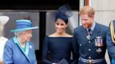 Harry and Meghan deny they didn't ask queen before naming daughter