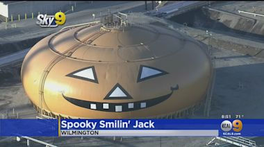 Smilin' Jack Makes Annual Appearance In Wilmington