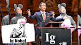 2020諾貝爾獎明公布!先來看看過去5年的「搞笑諾貝爾獎」有哪些吧!