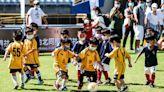 超Q!北市幼兒足球錦標賽開踢 熊讚女足盼小朋友延續熱情