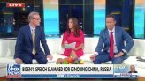 Fox's Campos-Duffy Declares Joe Biden is 'Compromised' and a 'National Security Threat' for Not Calling Out China in UN Speech