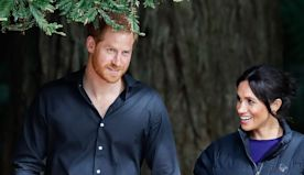Meghan and Harry Have Been Hiking and Relaxing In Canada