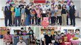 疫情當前慶祝父親佳節 壯圍表揚14位模範父親