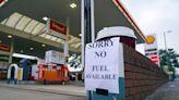 UK gas stations run dry as trucker shortage sparks hoarding